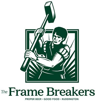 the framebreakers logo