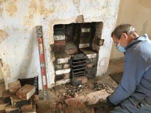 Restoring the back to back cottage